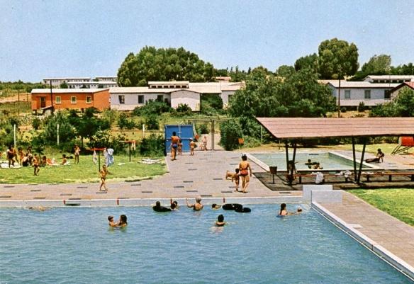 בארי בריכה 1970